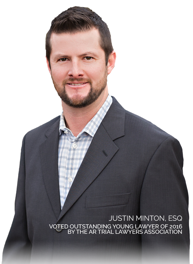 justin minton little rock injury attorney