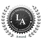 Albert Nelson MarquisLifetime Achievement Award