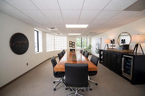 minton law firm office